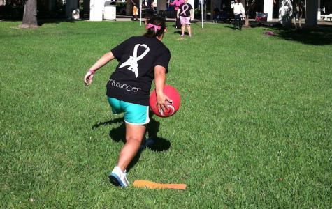 Rec Sports Kickball to Kick Cancer Where it Hurts