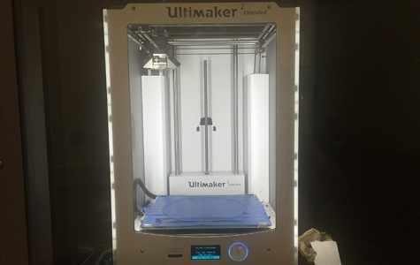 New 3D Printer Helps Students 'See the Fruits of their Labor'