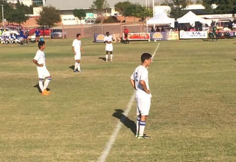 Soccer Season Ends in Heartbreaker to TJC