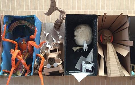 Exhibition Displays Imaginative 3D Sculptures