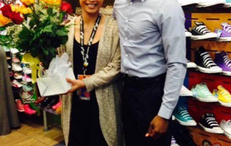 National Media Spotlights San Jac Student's Generosity