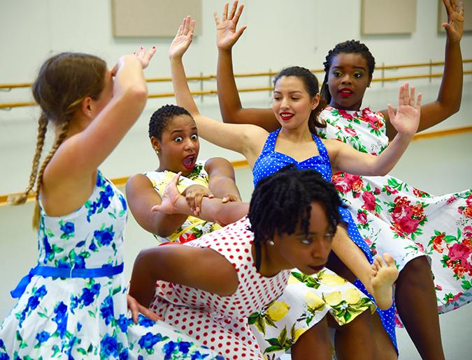 South Campus Dance Show to 'Spread Hope'