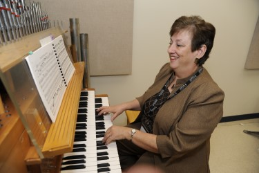 Concert to Showcase Music Department's New Pipe Organ