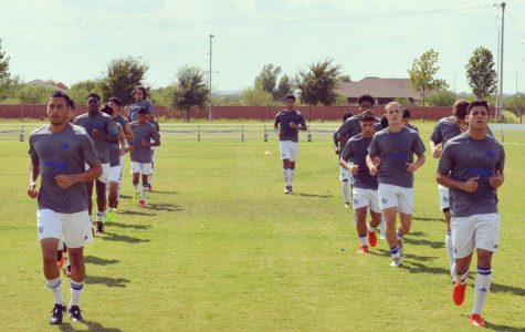 Men's Soccer Headed to Regionals