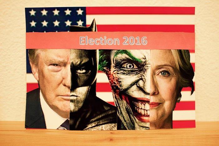 Exhibition Spotlights Political Polarization