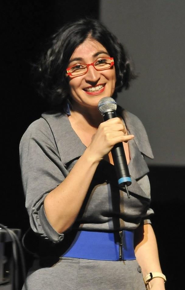 Negin Farsad uses laughter to combat stereotypes.