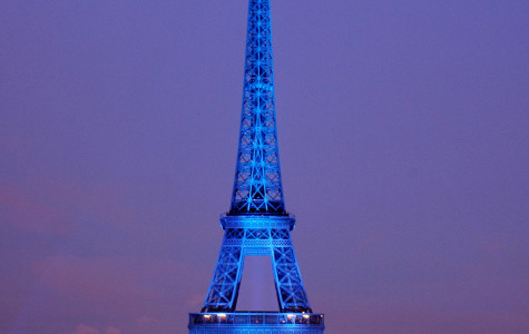 The Eiffel Tower is one of the many sites students will visit in Paris.