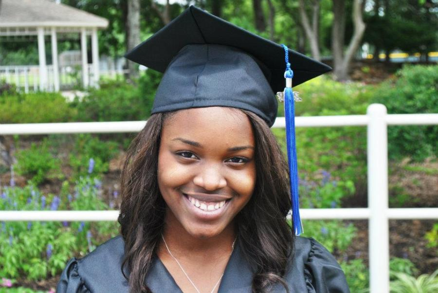 Despite many challenges, Jemima Brittlebank managed to complete high school before attending San Jac.