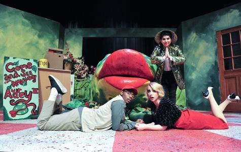 Central Campus Stages Comedy Classic 'Little Shop of Horrors'