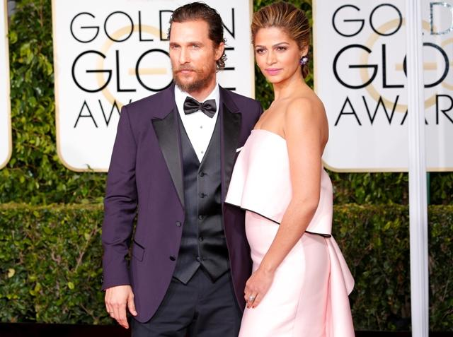 The+A-list+actor+and+wife+Camila+Alves+arrive+at+the+72nd+Annual+Golden+Globe+Awards+show+on+Sunday%2C+Jan.+11.+He+will+receive+%24135%2C000+for+delivering+the+commencement+address+at+the+university%27s+Spring+2015+graduation.+++
