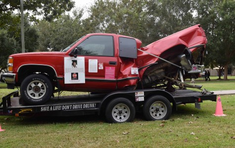 MADD 'Crash' Event Raises Drunk Driving Awareness