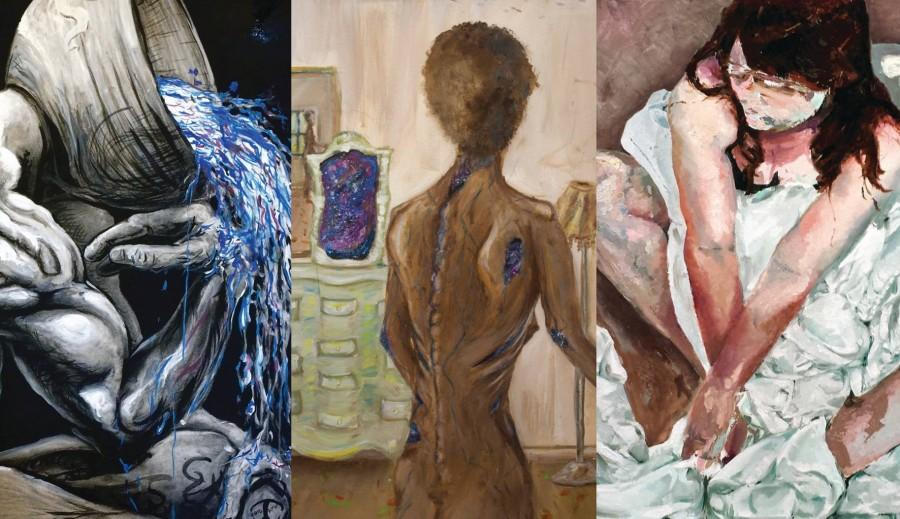 Drawings and Paintings of the Human Figure, a group exhibition featuring the work of Grace Chadwick, Travis Walthall, and Mary Catherine Wilbur, will run March 11 to April 13.