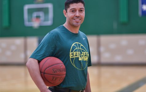 Michael Madrid joined San Jacinto College as the new head coach of the women's basketball program. During his first year, the team advanced the furthest it ever has in the College's history.