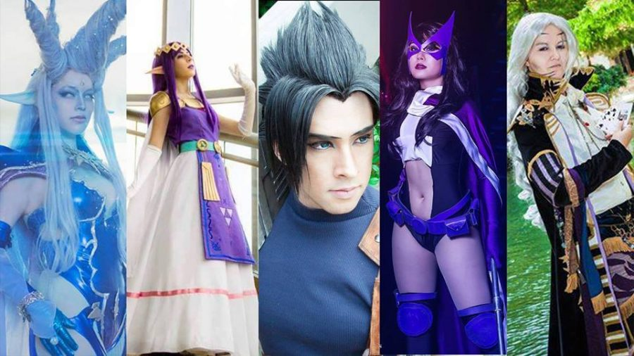 Cosplay: From Concept to Convention will be on display in the Grant Fine Arts Center until Oct. 21.