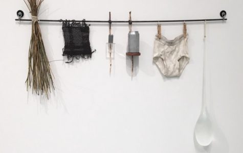 Prof's Mixed-Media Installation Showcases Survival Theme