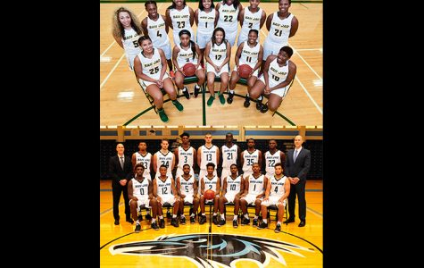 San Jacinto College's athletic programs enjoyed the national spotlight when both the women's and men's basketball teams reached the NJCCA national tournament. The Lady Gators made a historic first appearance in the championship series, while the Ravens clinched the number four spot in the country.