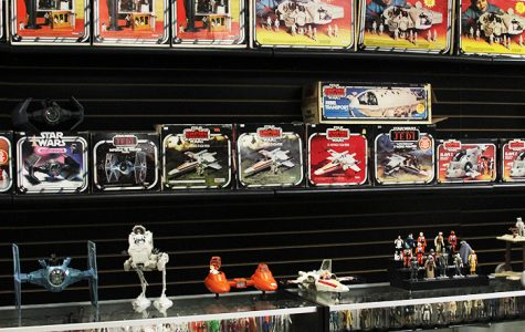 Order 66 buys, sells, and trades in franchise merchandise and vintage collectibles.
