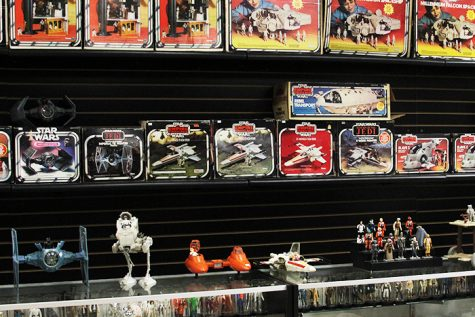 Kister's Connection: Local Shop Offers Star Wars Fans 'Treasure Trove' of Memorabilia