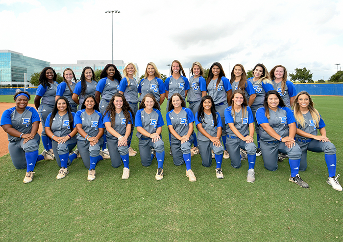The+San+Jacinto+College+Coyote+softball+team+found+its+stride+and+is+back+in+contention+for+a+strong+appearance+at+the+NJCAA+Region+XIV+tournament.