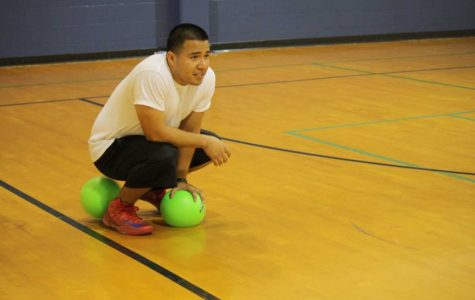 Campus Rec Looks to Revive Dodgeball