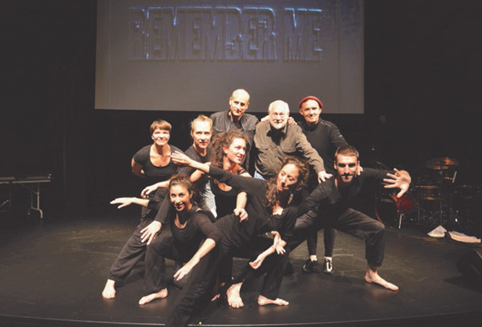 The cast of 'Remember Me' will present a compilation of poems, music, and artwork created by Michael Gould.