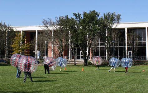 Bubble Soccer Back for Third Competition