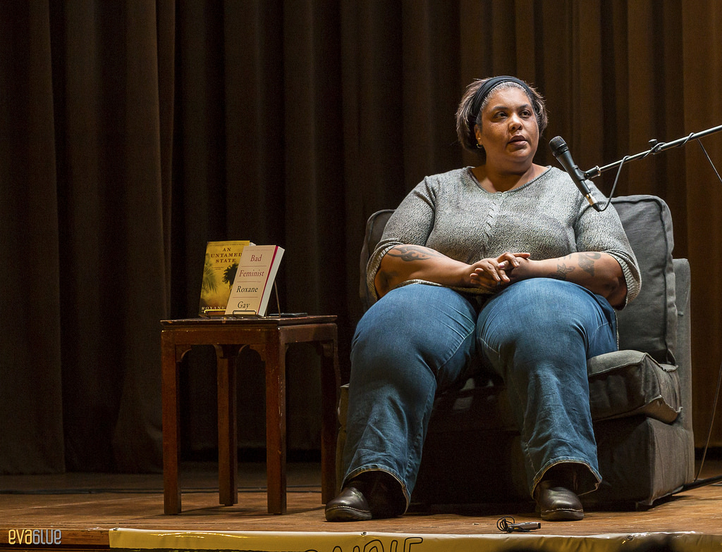 Author Roxane Gay explores her personal struggle with self-image in 'Hunger: A Memoir of (My) Body.'