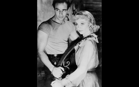 Marlon Brando (left) and Vivien Leigh star in the film adaptation of 'A Streetcar Named Desire.' The South Campus theater and film department is mounting a unique production featuring a scene from the Pulitzer-winning play written by Tennessee Williams when it opens Nov. 8.