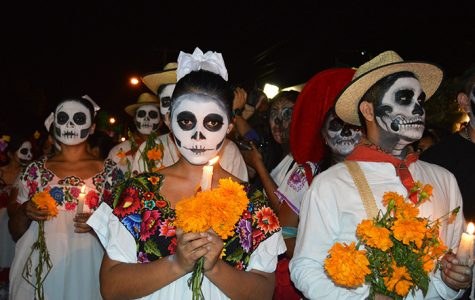 Sugar Skulls Take Center Stage at Día de los Muertos Celebration