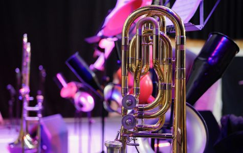 The SJCC Jazz Ensemble will perform Nov. 13 on in Corbin Music Hall.