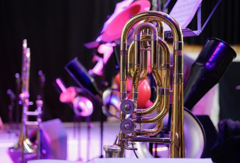 Wind Ensemble Concert Showcases Student Musicians