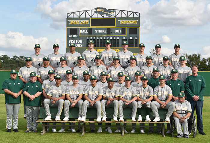 The 2018-19 San Jacinto College Baseball team is hoping for a shot at redemption after falling last year to Walters State during the semifinals of the Alpine Bank Junior College World Series.