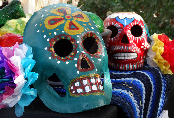 The Día de los Muertos commemoration will showcase Latin-American traditions celebrating deceased loved ones.