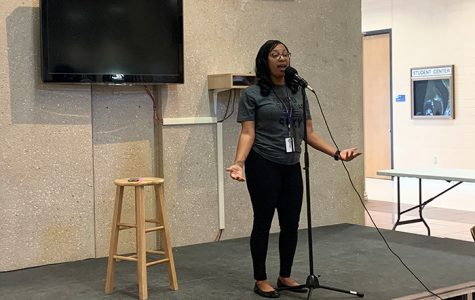 South Open Mic Celebrates National Day on Writing