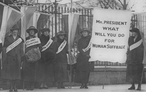 History Matters Celebrates 100 Years of Women's Suffrage