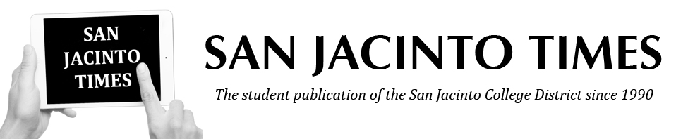 The student news site of San Jacinto College
